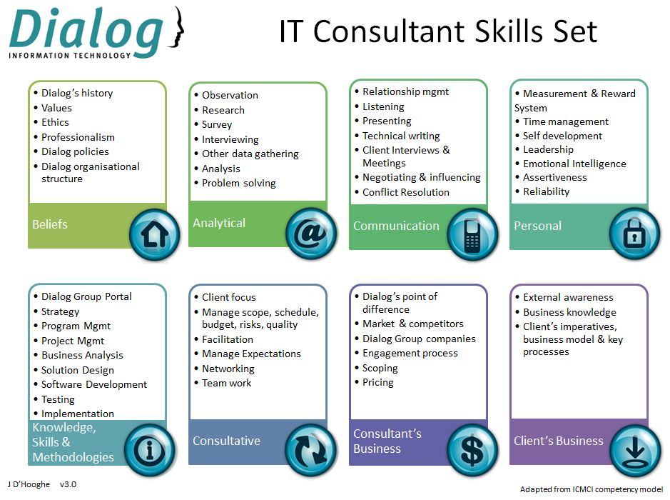 Consulting Skills Model